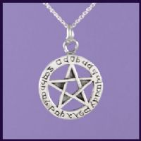 Elfin Protection Pentagram